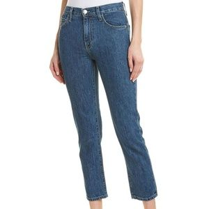 NWT Current Elliott The Vintage Cropped Rehan, 28